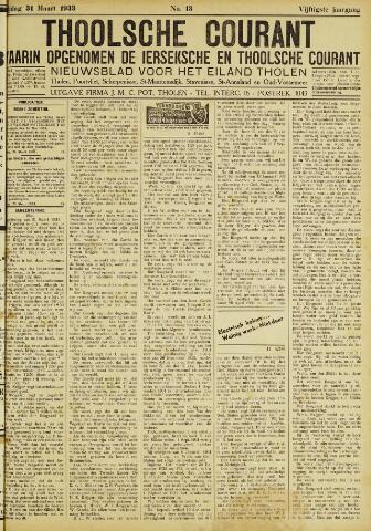 Ierseksche en Thoolsche Courant 1933-03-31