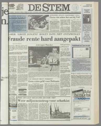 de Stem 1986-12-10