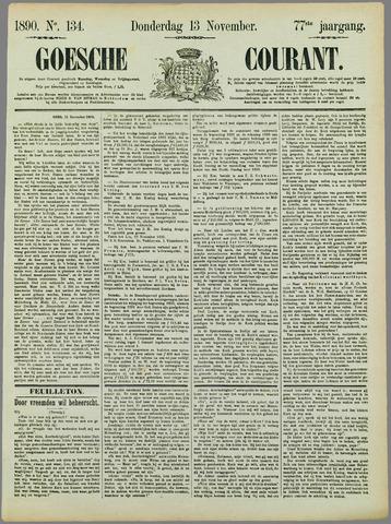 Goessche Courant 1890-11-13