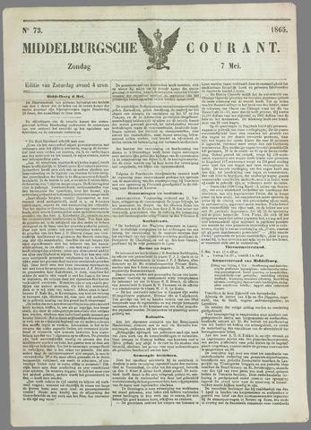 Middelburgsche Courant 1865-05-07
