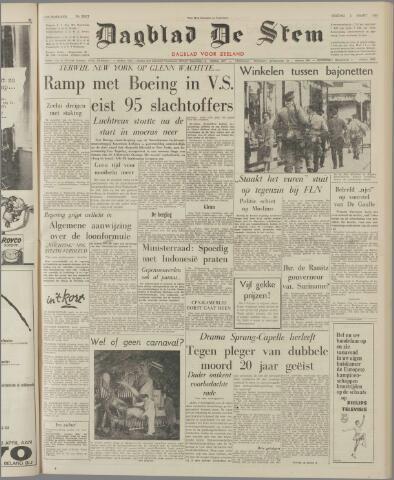 de Stem 1962-03-02