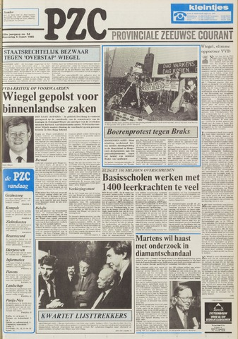 Provinciale Zeeuwse Courant 1986-03-05