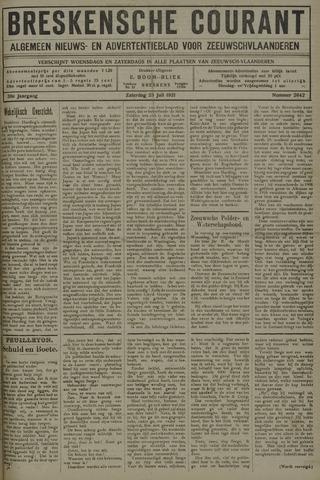 Breskensche Courant 1921-07-23