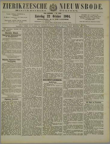 Zierikzeesche Nieuwsbode 1904-10-22