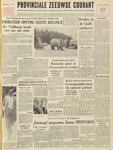 Provinciale Zeeuwse Courant 1963-07-13