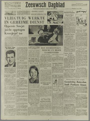 Zeeuwsch Dagblad 1960-05-09