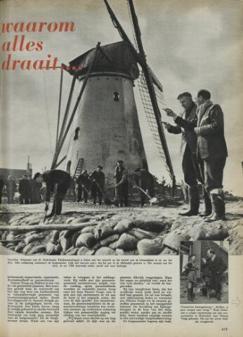 Watersnood documentatie 1953 - tijdschriften 1953-04-17