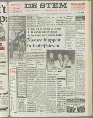 de Stem 1976-09-09
