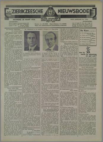 Zierikzeesche Nieuwsbode 1936-03-30