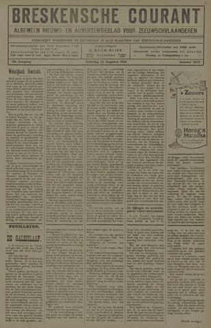 Breskensche Courant 1924-08-23