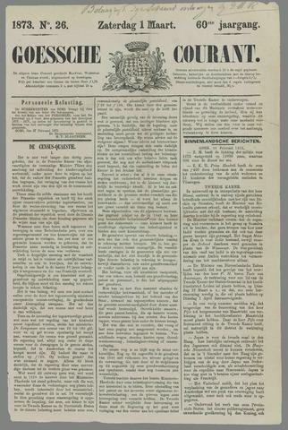 Goessche Courant 1873-03-01