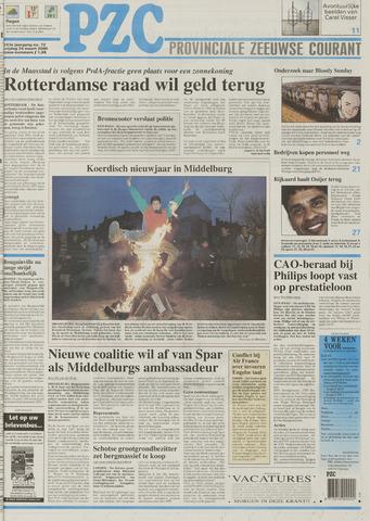 Provinciale Zeeuwse Courant 2000-03-24