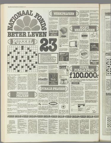 de Stem | 26 februari 1977 | pagina 30 - Krantenbank Zeeland