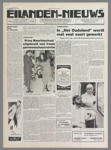 Eilanden-nieuws. Christelijk streekblad op gereformeerde grondslag 1976-09-17