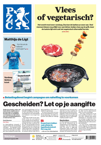 Provinciale Zeeuwse Courant 2019-08-24