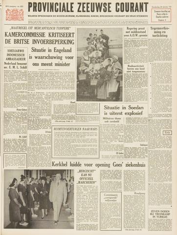 Provinciale Zeeuwse Courant 1964-10-29