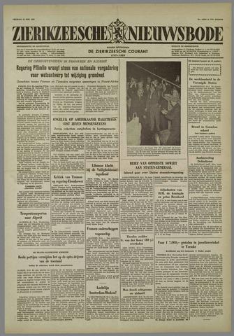 Zierikzeesche Nieuwsbode 1958-05-23