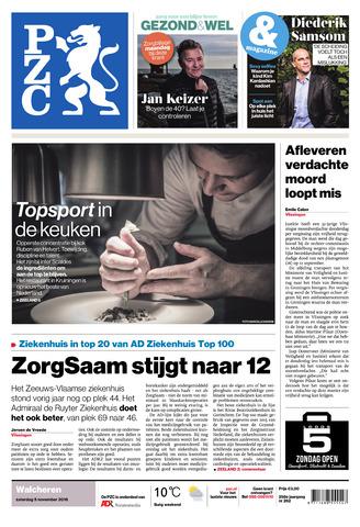 Provinciale Zeeuwse Courant 2016-11-05
