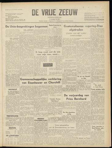 de Vrije Zeeuw 1954-06-30