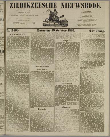 Zierikzeesche Nieuwsbode 1867-10-19