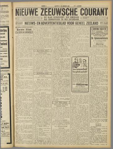 Nieuwe Zeeuwsche Courant 1931-01-10