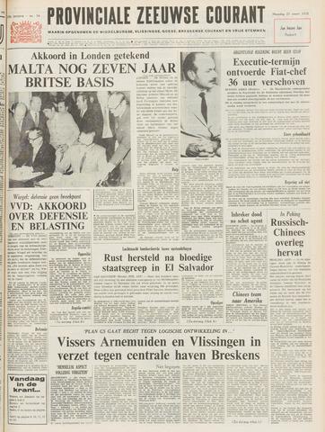 Provinciale Zeeuwse Courant 1972-03-27