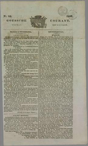 Goessche Courant 1837-10-13