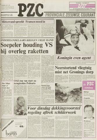 Provinciale Zeeuwse Courant 1983-06-09