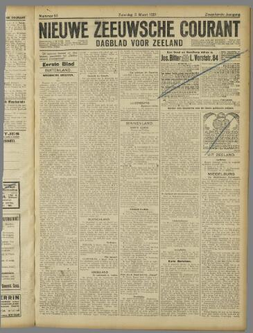 Nieuwe Zeeuwsche Courant 1921-03-05