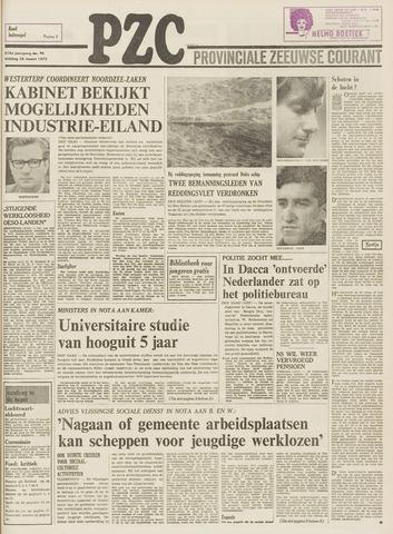 Provinciale Zeeuwse Courant 1975-03-28