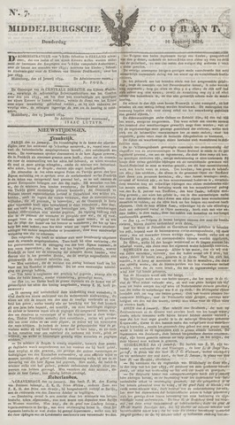 Middelburgsche Courant 1834-01-16