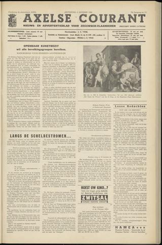 Axelsche Courant 1962