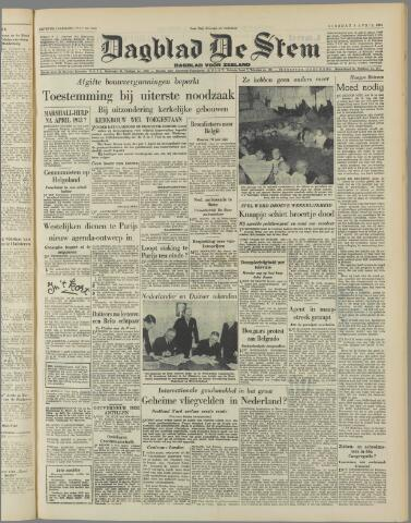 de Stem 1951-04-03