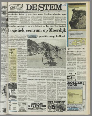 de Stem 1991-07-20