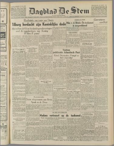 de Stem 1949-03-18