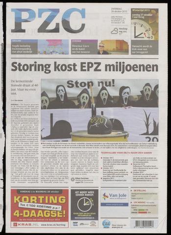 Provinciale Zeeuwse Courant 2013-10-26