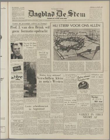 de Stem 1959-03-27