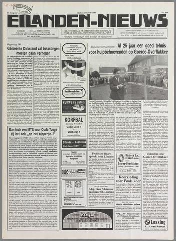 Eilanden-nieuws. Christelijk streekblad op gereformeerde grondslag 1989-10-06