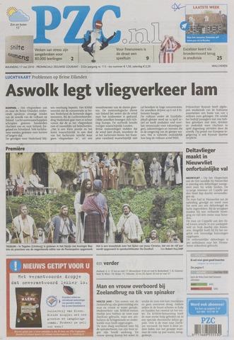 Provinciale Zeeuwse Courant 2010-05-17