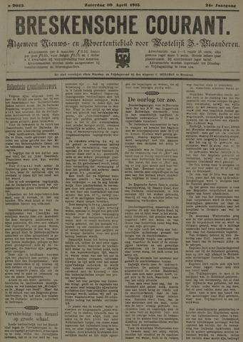 Breskensche Courant 1915-04-10