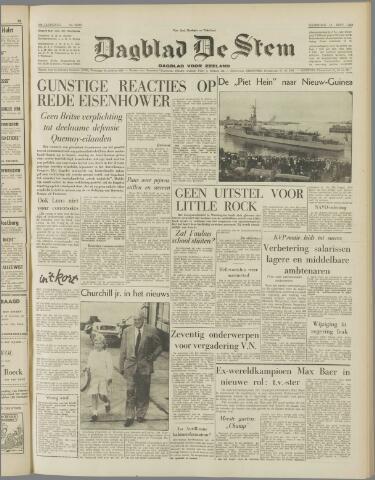 de Stem 1958-09-13
