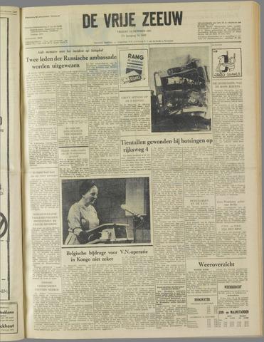 de Vrije Zeeuw 1961-10-13