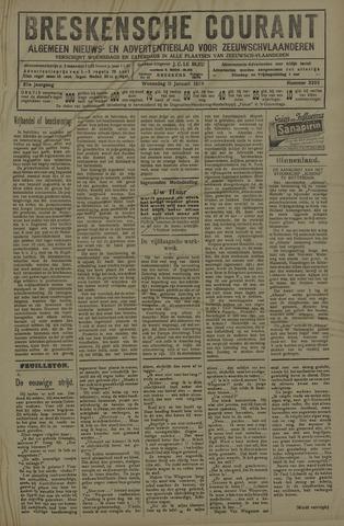Breskensche Courant 1928-01-11