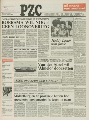 Provinciale Zeeuwse Courant 1977-02-03
