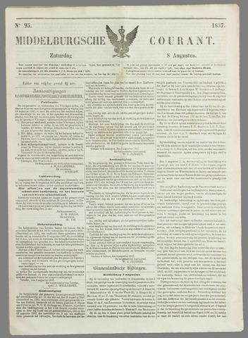 Middelburgsche Courant 1857-08-08