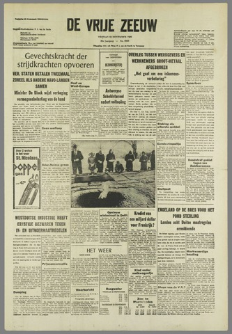 de Vrije Zeeuw 1968-11-22