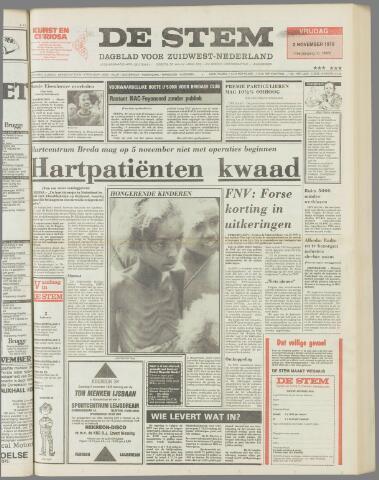de Stem 1979-11-02