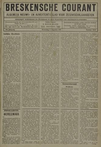 Breskensche Courant 1919-08-06