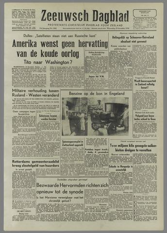 Zeeuwsch Dagblad 1956-12-19