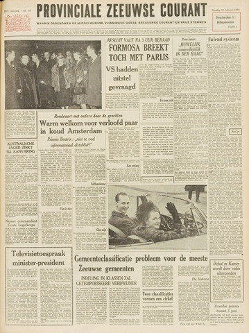 Provinciale Zeeuwse Courant 1964-02-11